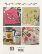 Load image into Gallery viewer, Weekend Makes: Simple Applique - Book - GM0380