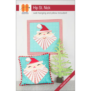 Hunter's Design Studio: Hip St. Nick - HDS066