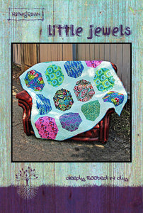 Villa Rosa Designs: Little Jewels Pattern