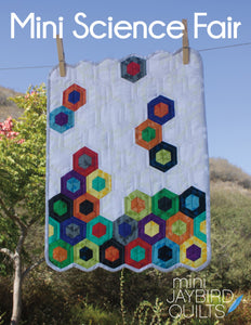 Jaybird Quilts: Mini Science Fair Quilt Pattern