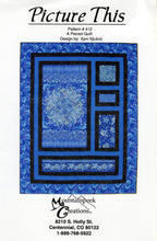 Load image into Gallery viewer, Mountainpeek Creations: Picture This Panel Quilt Pattern