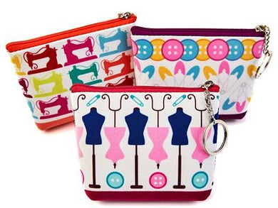 Novelty Sewing Zipper Pouch - MR4646DB
