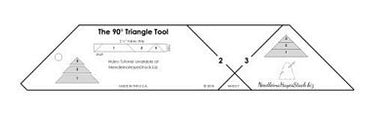 90 Degree Triangle Tool - NHS517