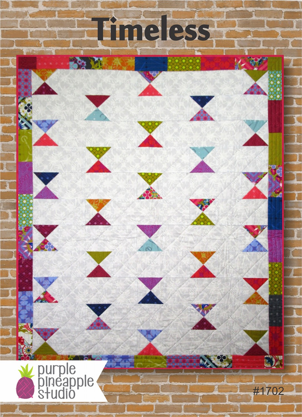 Purple Pineapple Studio: Timeless Pattern - PPS1702