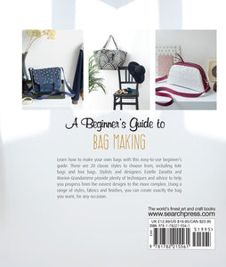 A Beginner's Guide to Bag Making - Book
