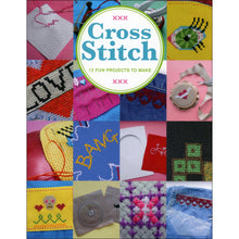 Load image into Gallery viewer, Cross Stitch 12 Fun Projects to Make Book