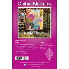 Load image into Gallery viewer, Krista Moser: Ombre Blossoms - TQL10009