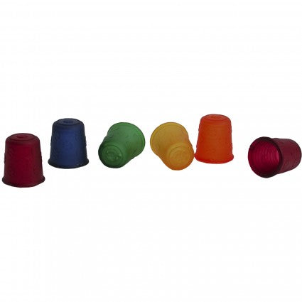 Dill Buttons: Jelly Finger Thimbles - Medium - 370263