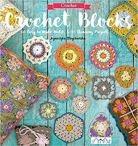 Crochet Blocks Book
