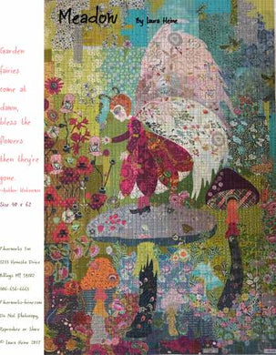 Laura Heine Patterns – Meadow Collage