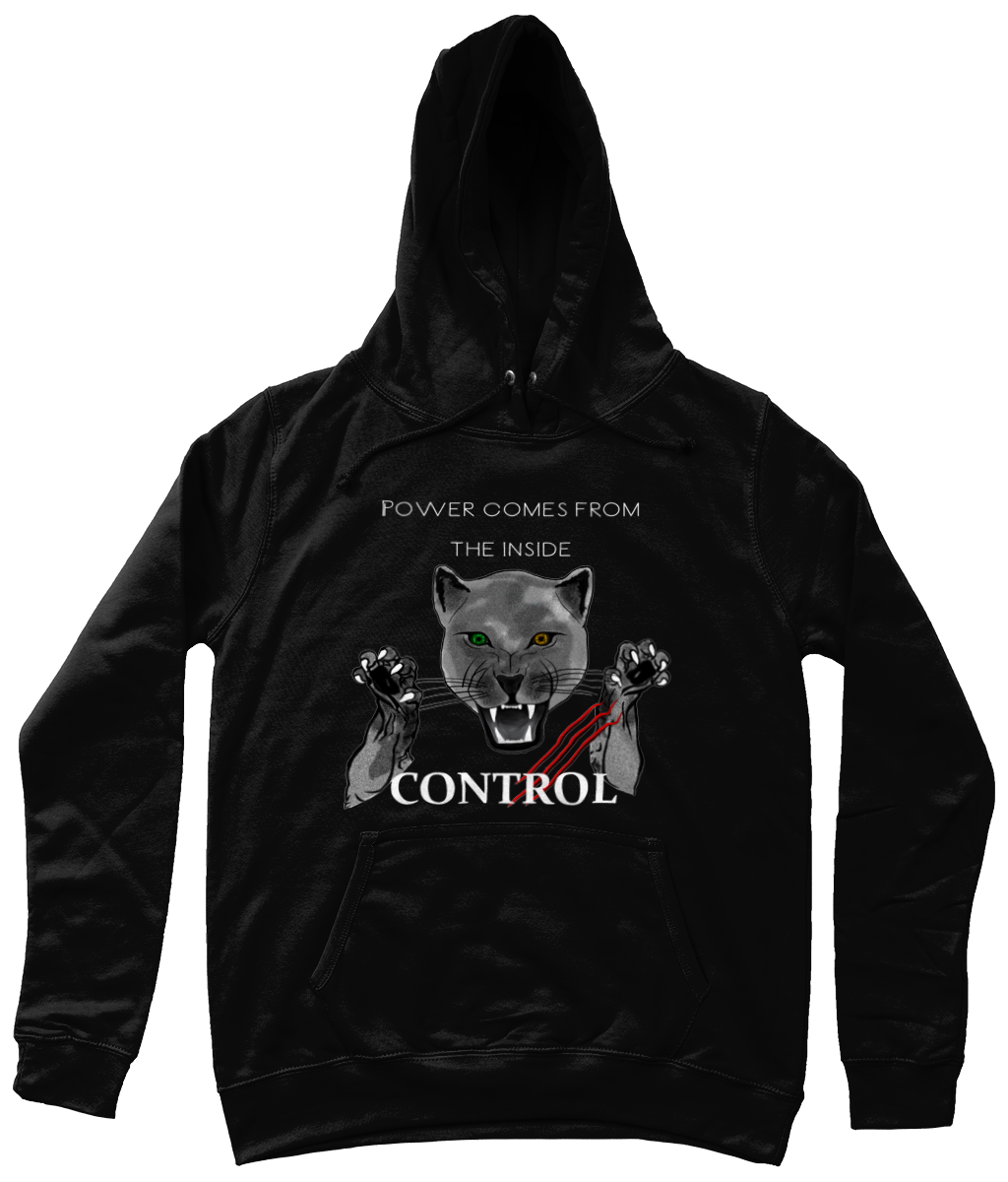 Control yourself - Hoodie Girlie Fit
