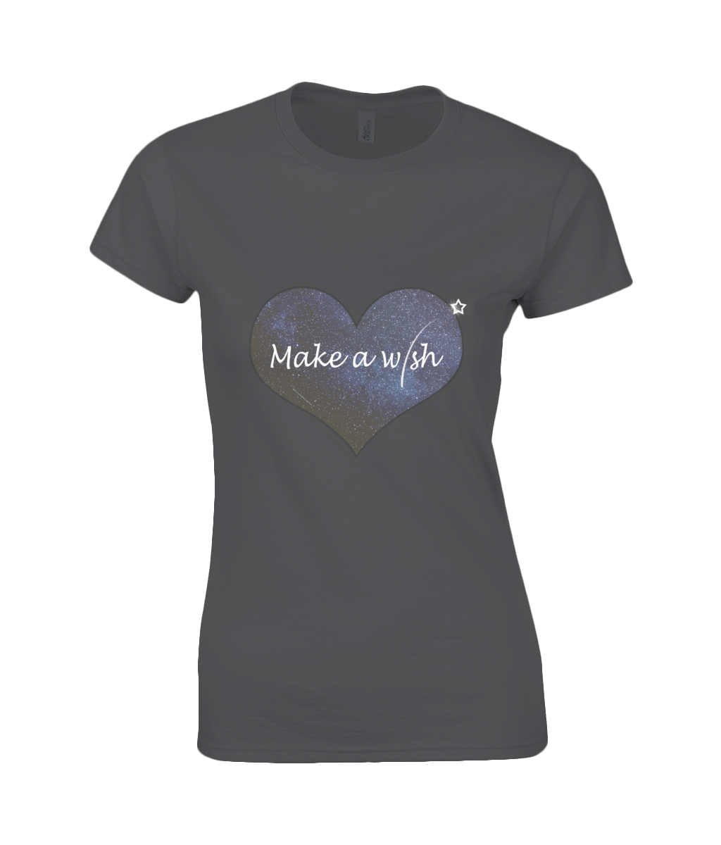 Make a wish - T-shirt Premium Classic