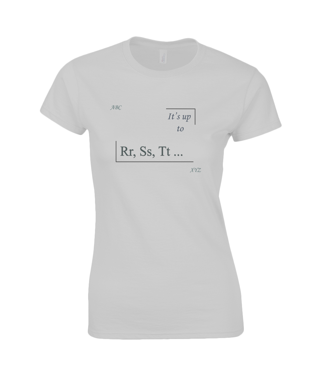 It's up to you - T-shirt Premium Classic