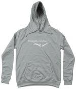 Еverything connects - Hoodie Girlie Fit