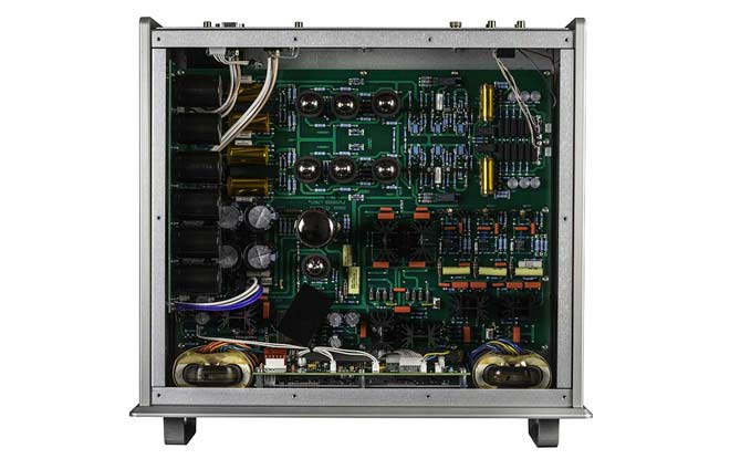 Audio Research amplifier 3SE phono stage