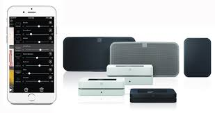 BlueSound Wireless speaker family