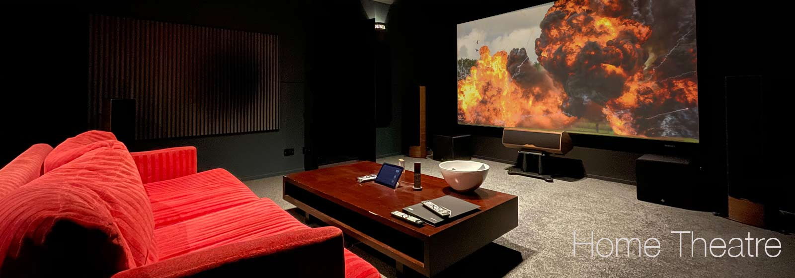 Soundline Home theatre and home cinema