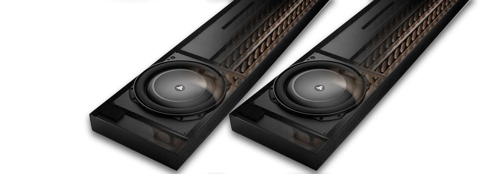 JL AUDIO FATHOM IWS-SYS-213 IN-WALL SUBWOOFER
