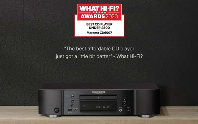 Marnatz CD6007 CD player