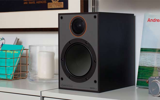 Monitor-audio-Monitor-100-bookshelf-speakers