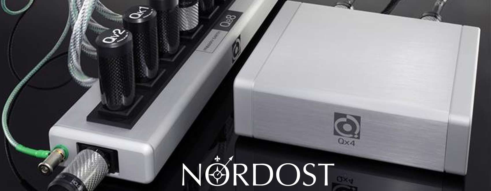 Nordost power cables, earth systems