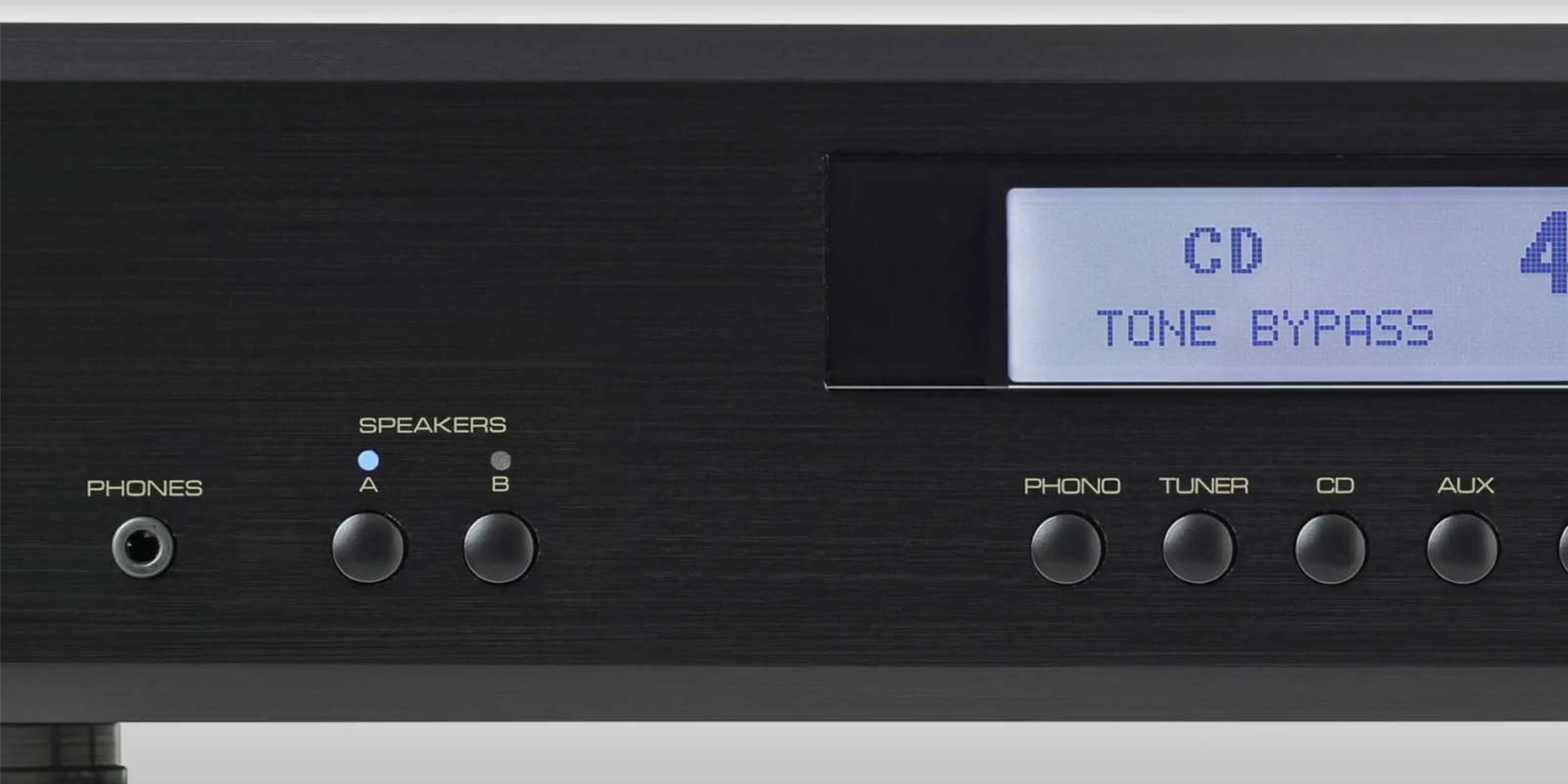 Rotel-A11-Tribute-Integrated-amplifier