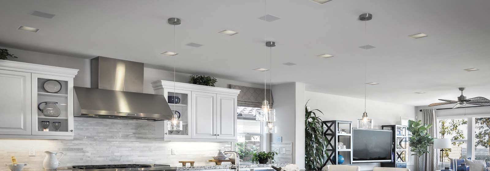 Sonance small in wall and ceiling speakers
