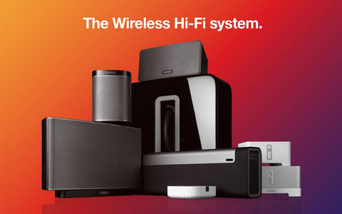 Sonos Wireless Audio & Home Theatrev System