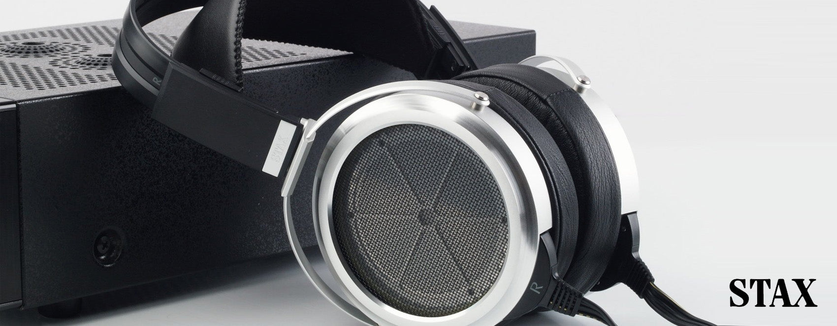 STAX headphones earspeakers