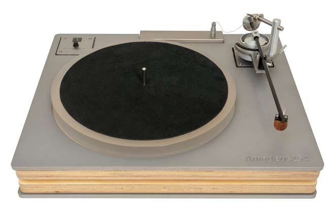 Well-tempered-Amadaus-254-GT-turntable