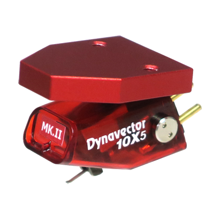 DYNAVECTOR DV 10X5 Mk. II Phono Cartridge