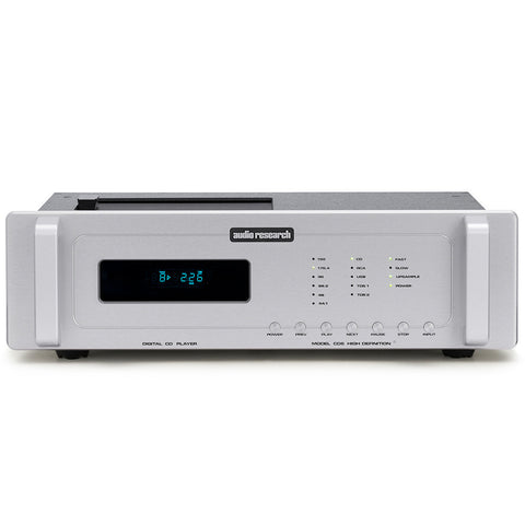 AUDIO RESEARCH CD6 CD Player / DAC