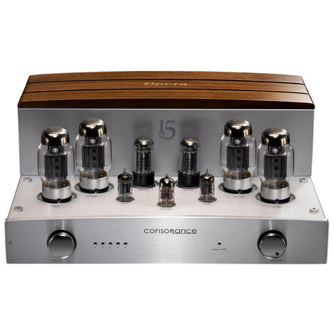 Opera-Consonance Cyber-100-15th Anniversary Tube Integrated Amplifier