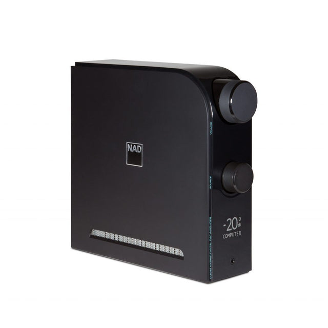 NAD D3045 Digital Integrated Amplifier + Monitor Audio Bronze 2 Bookshelf Speakers