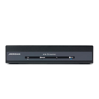 Meridian 210 Music Streamer with Spotify, Bluetooth and Roon