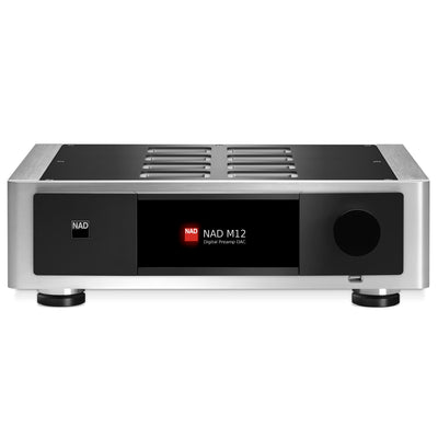 NAD M12 Digital Pre-Amplifier and DAC