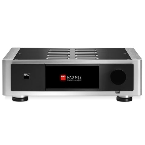 NAD M-12 Digital Pre-Amplifier and DAC