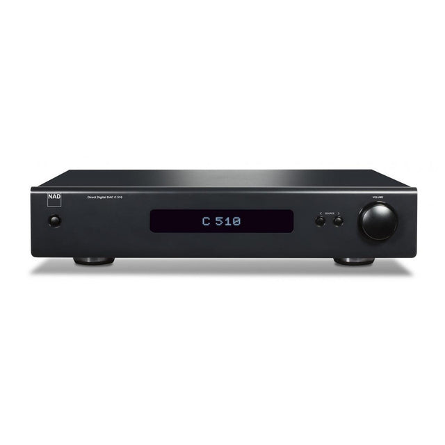 NAD C510 Direct Digital Pre Amplifier and DAC - Christchurch