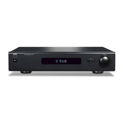 NAD C510 Direct Digital Pre Amplifier and DAC
