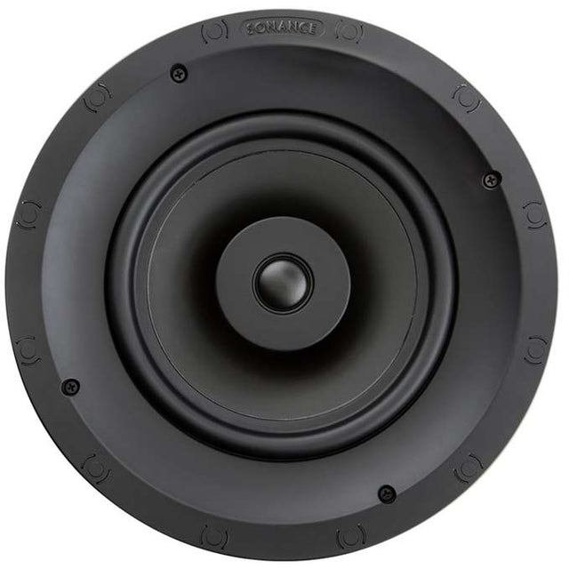 Sonance Visual Performance Series Large Round and Square Ceiling/Wall speakers