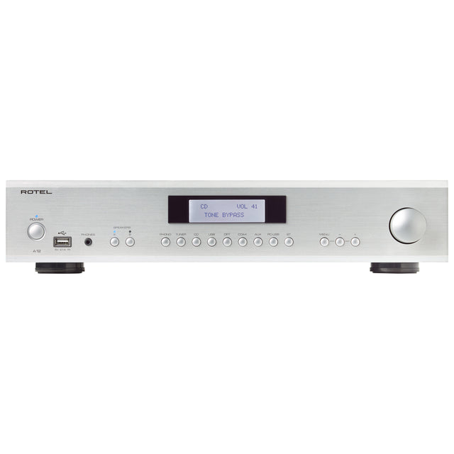 Rotel A12 Integrated Amplifier
