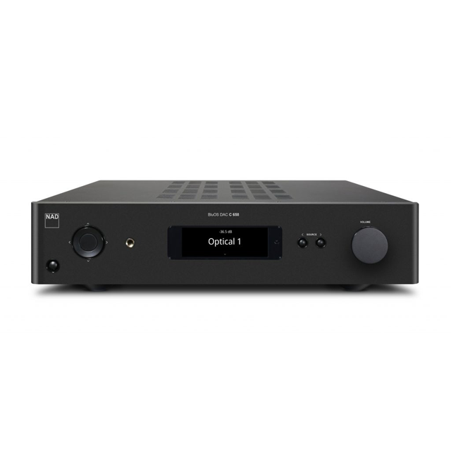 NAD C658 Network Streamer Pre-Amplifier