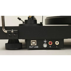 Pro-Ject Debut Carbon Phono USB Turntable with Ortofon OM10 Cartridge in high gloss black only