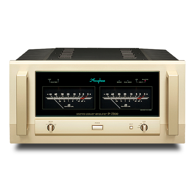 Accuphase P-7300 Power Amplifier