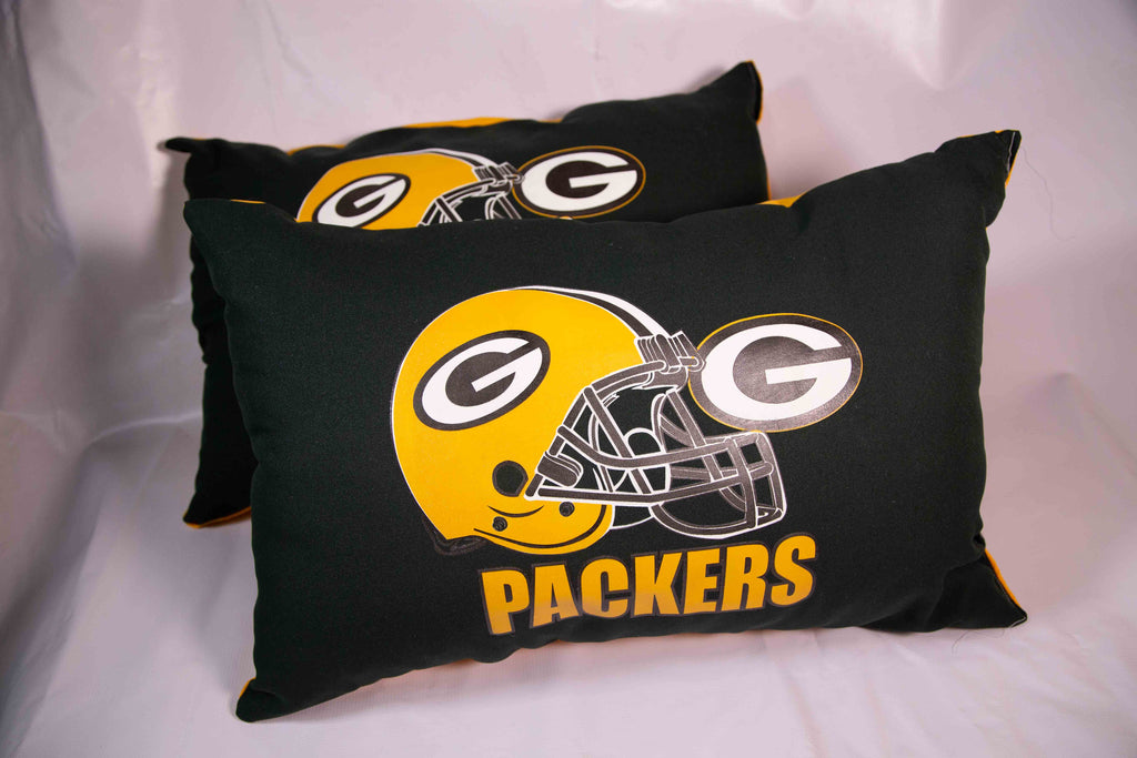 Packers pillow