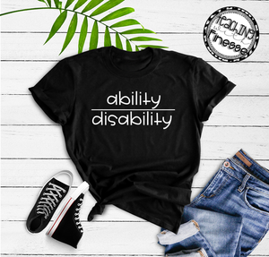 ability over disability