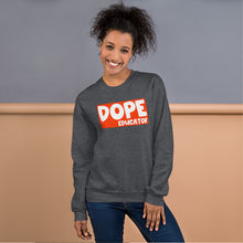 Load image into Gallery viewer, Dope Educator Sweatshirt
