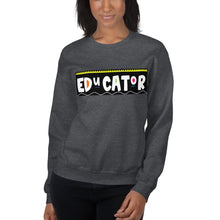 Load image into Gallery viewer, Educator Sweatshirt
