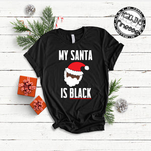 My Santa is Black