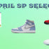 April SP Select Free Gift Event